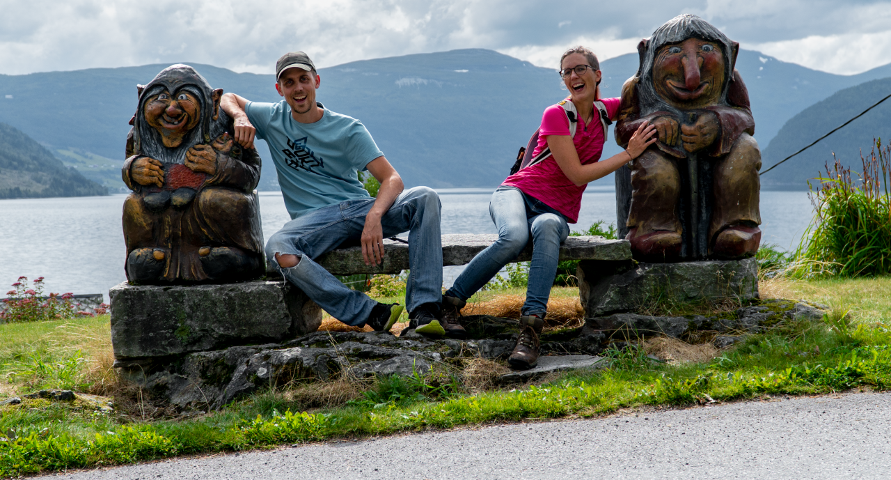 THE NORWAY BUCKETLIST