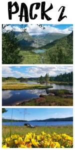 Wild Views Wallpaper pack 2