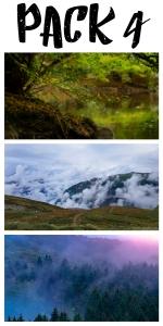 Wild Views Wallpaper pack 4
